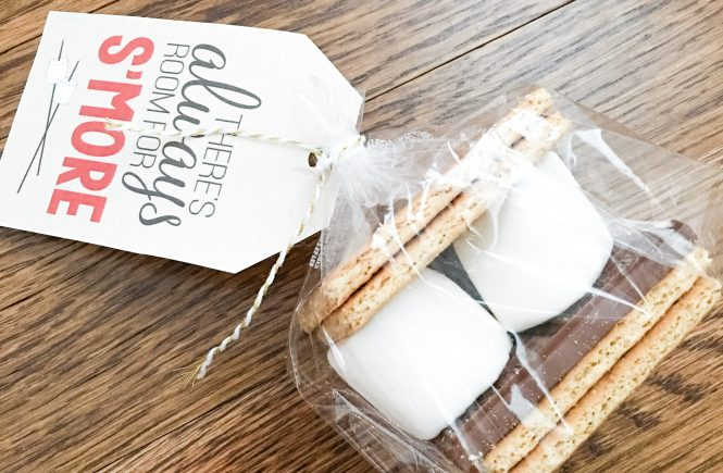 S'mores Party Favors