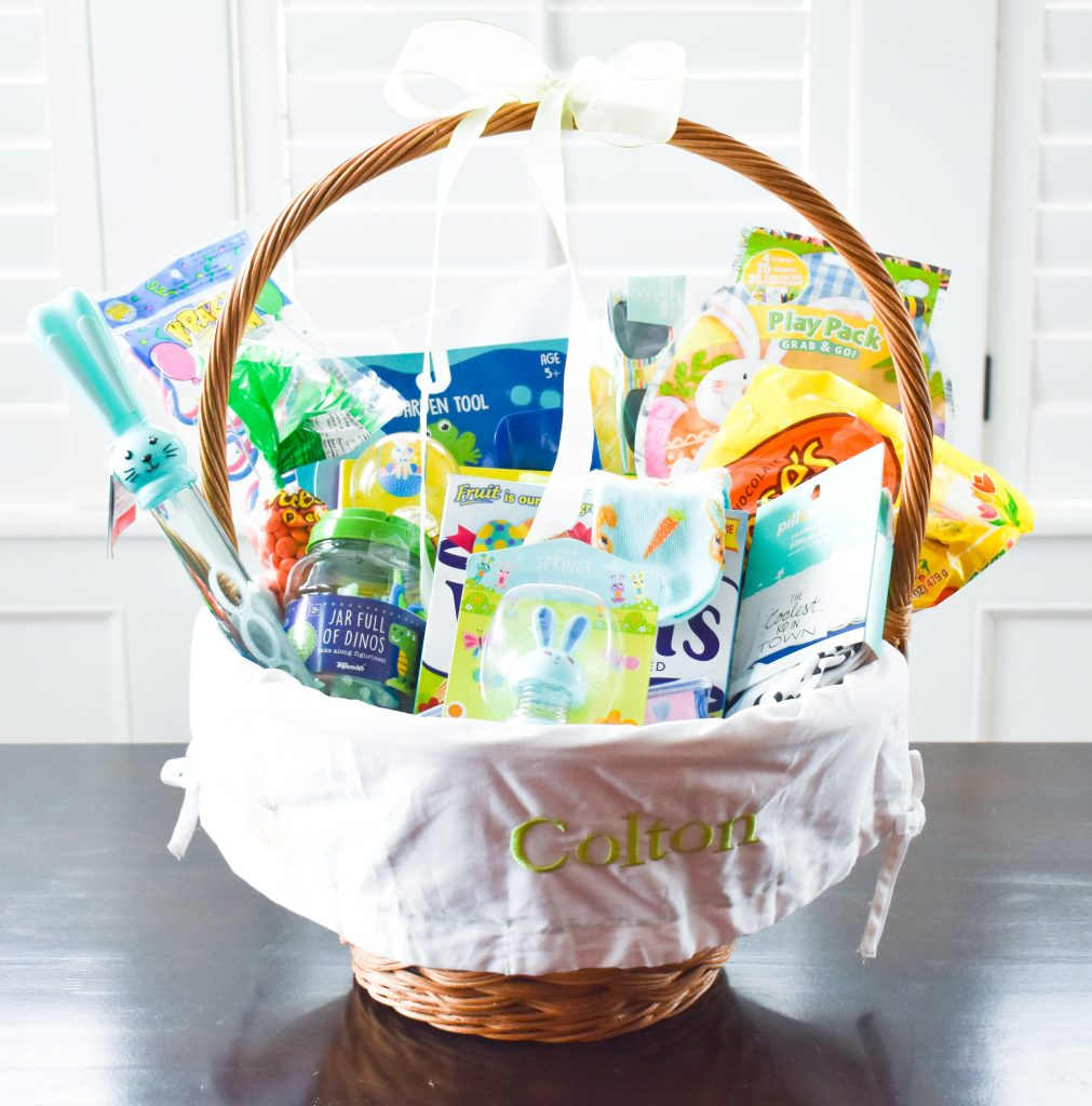 Easter basket ideas for 2 year old boys c o v e t by tricia easter basket ideas for 2 year old boys negle Gallery
