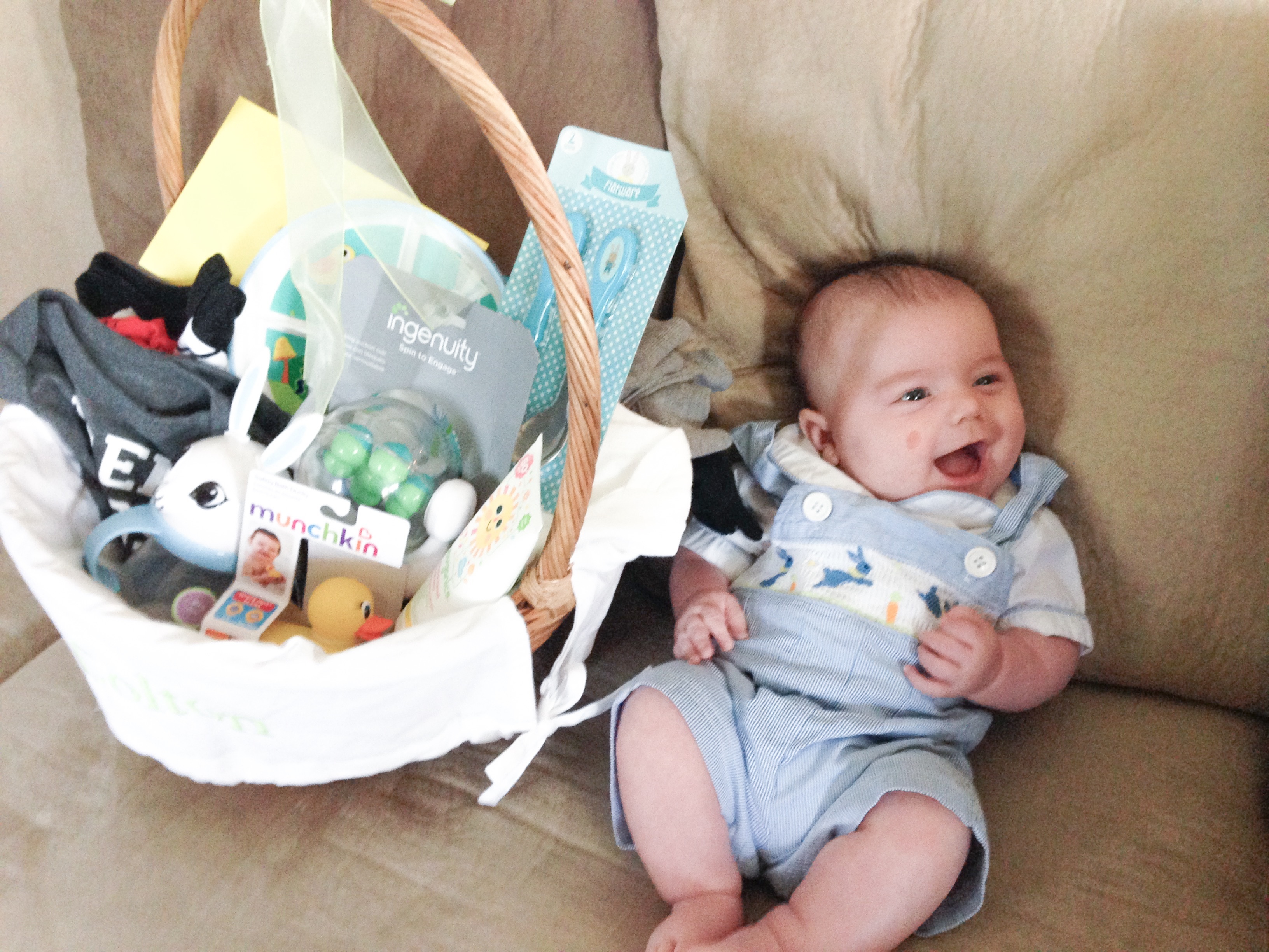 Easter Basket Ideas for 2-Year-Old Boys