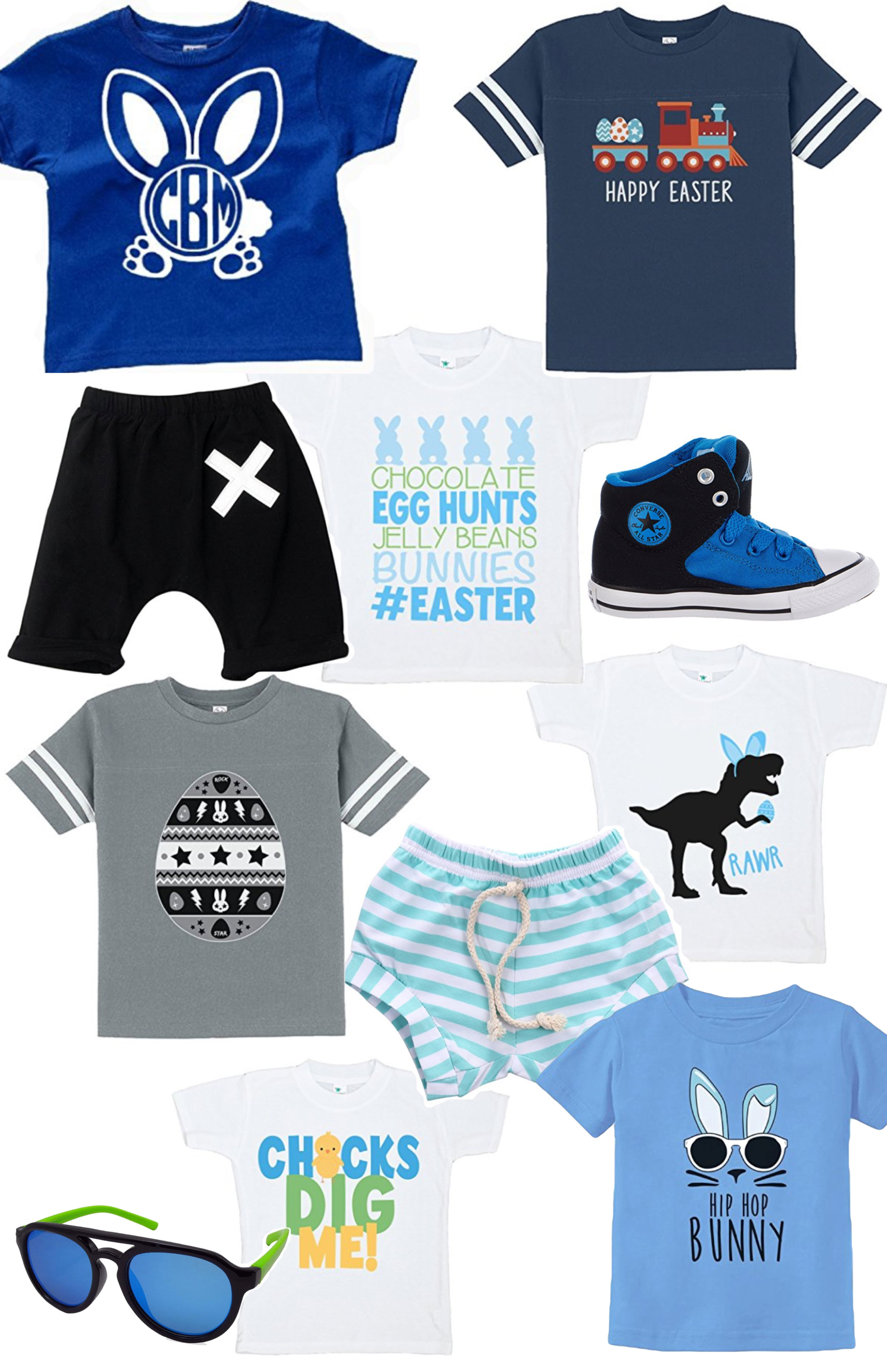 Toddler Boy Easter Outfits