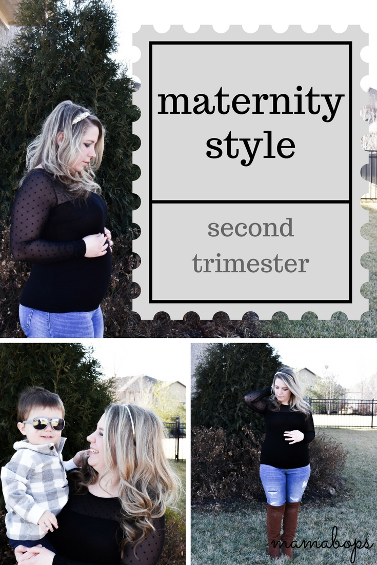 Maternity Outfit Second Trimester