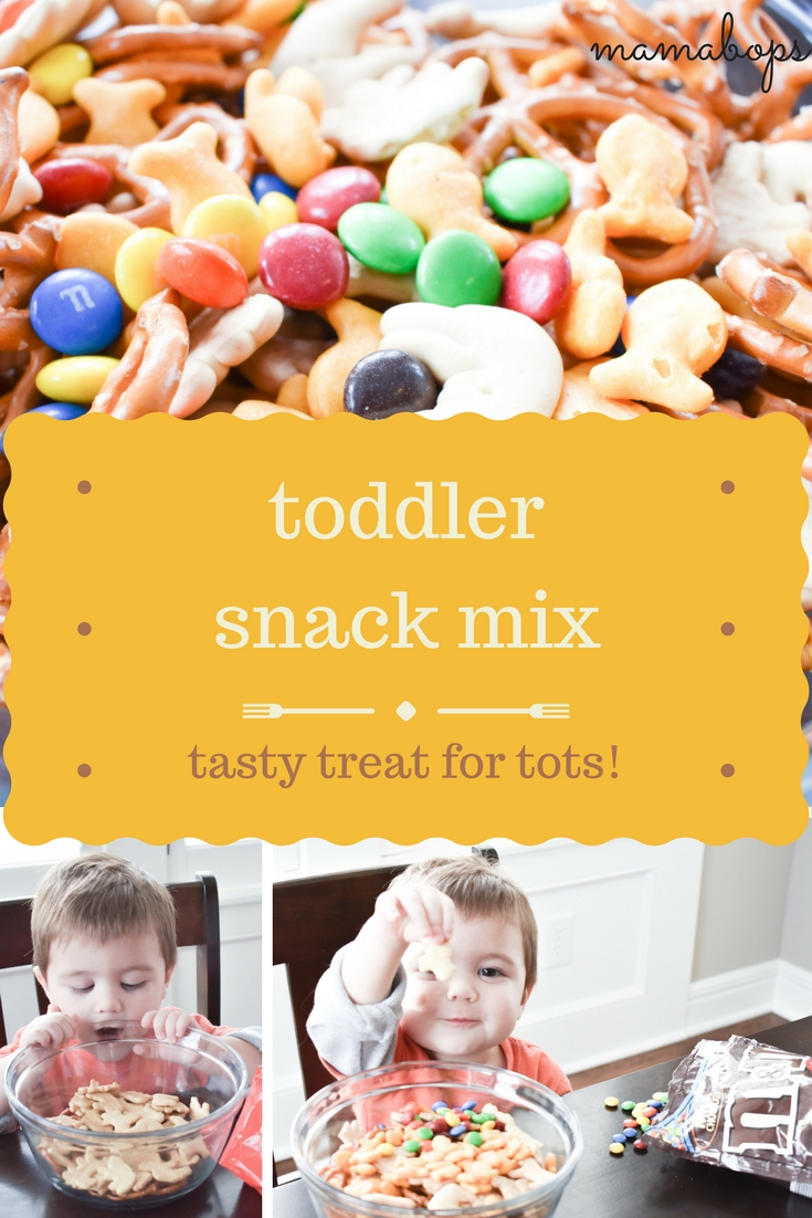 Toddler Snack Mix