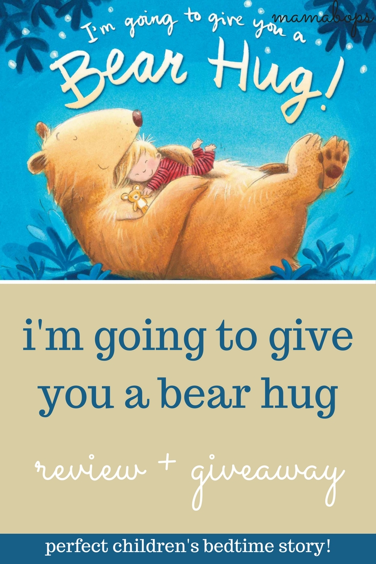 Im Going to Give You a Bear Hug Review