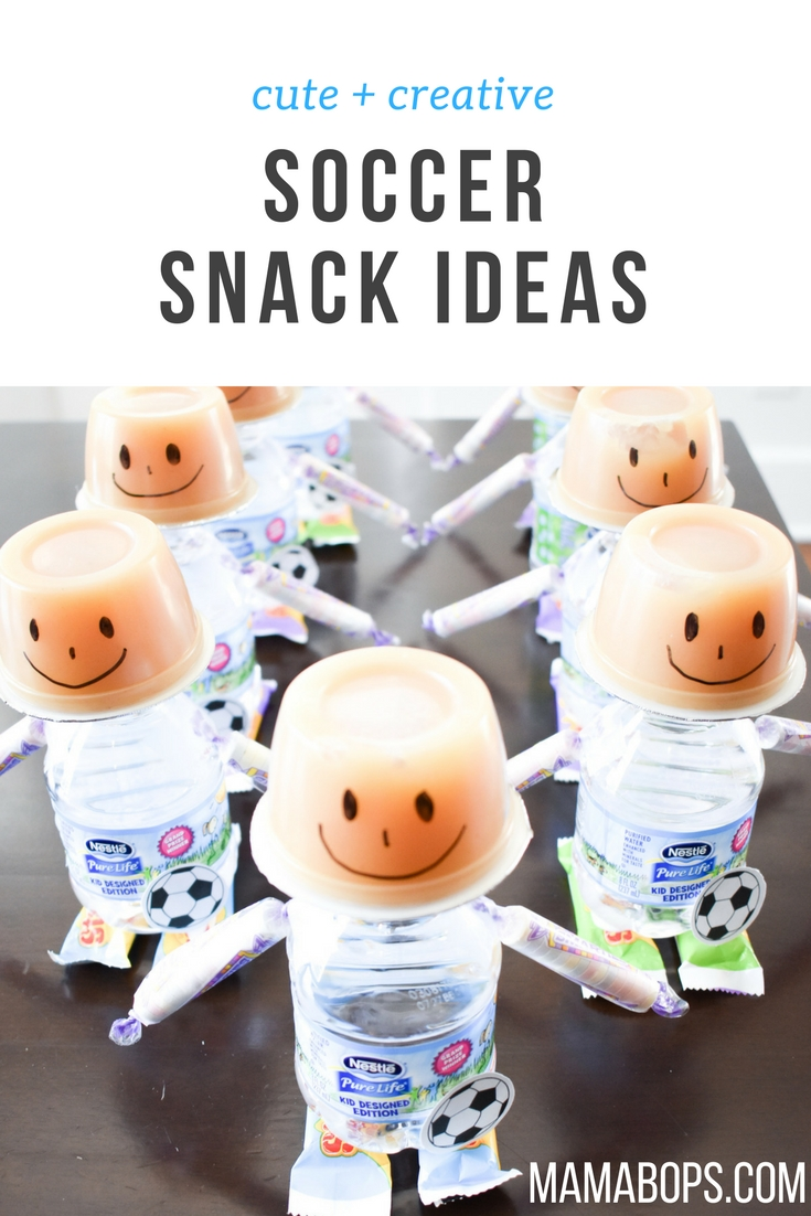 Soccer Snack Ideas