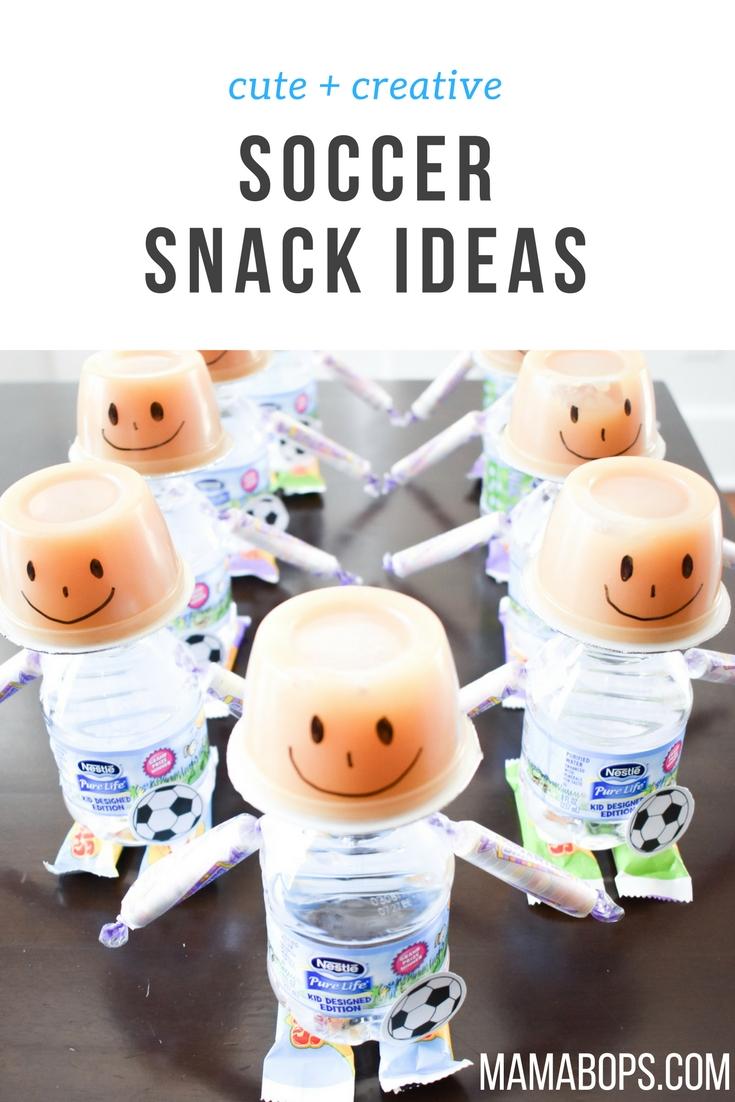 Soccer Snack Ideas
