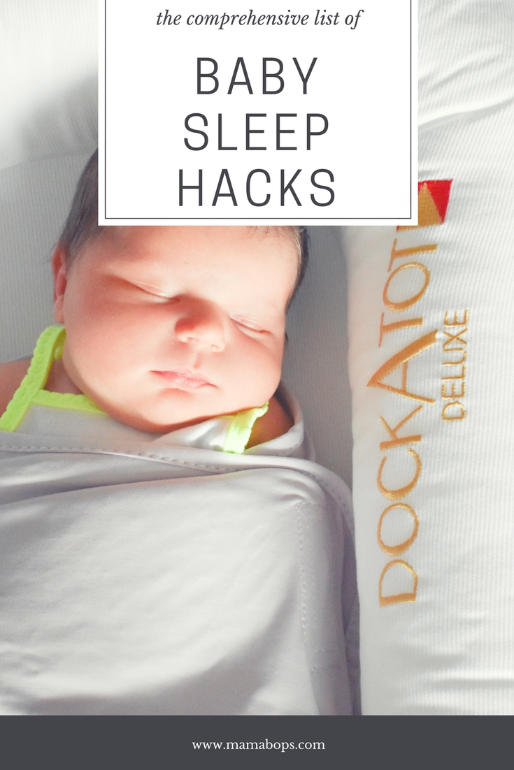 Baby Sleep Hacks