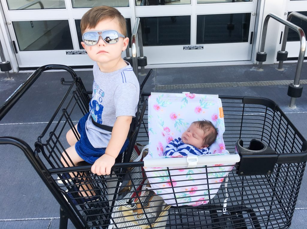 2019 New Style Baby Shopping Cart Hammock Supermarket Shopping Cart Baby Seat Activity & Gear