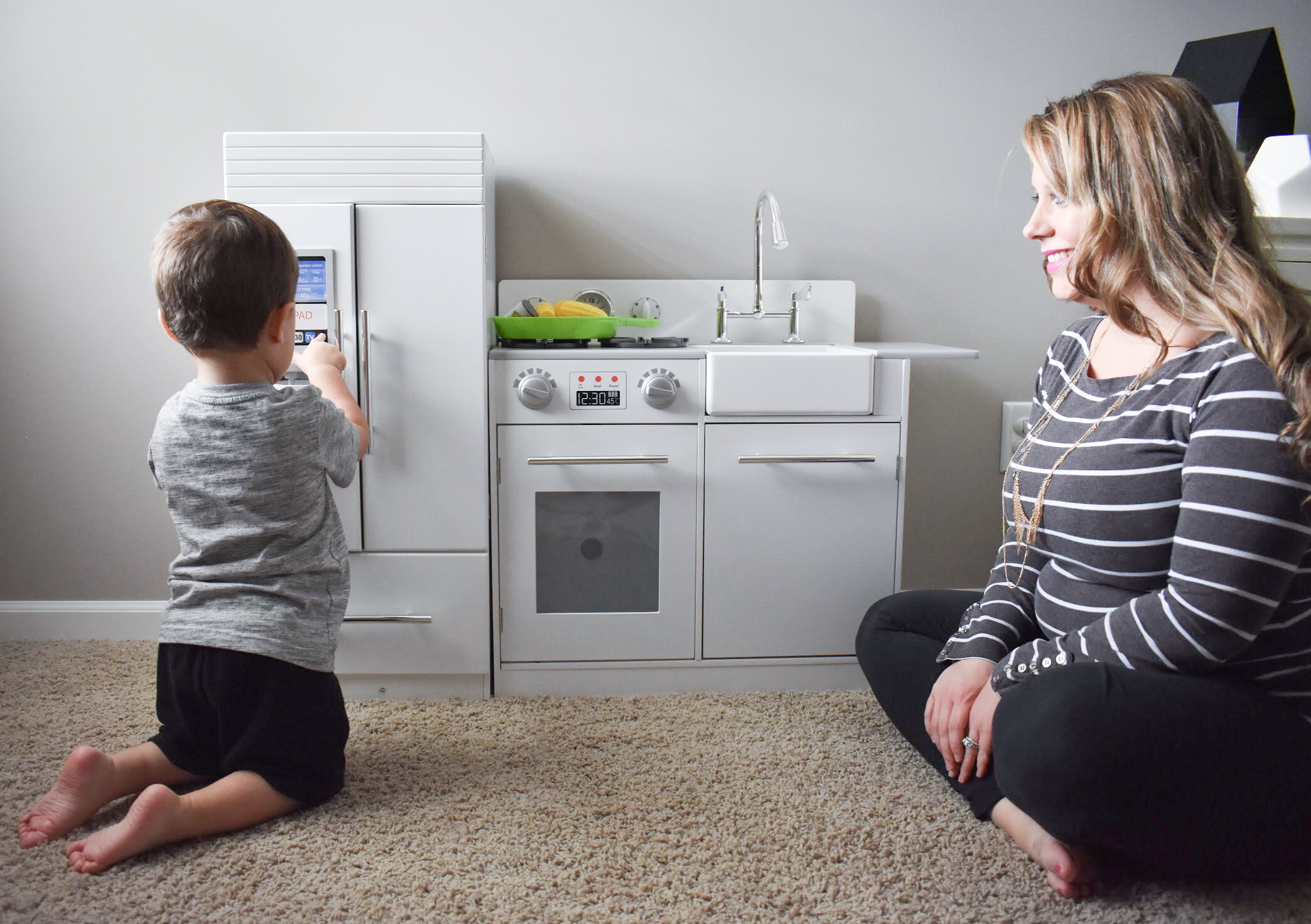How to Design a Sibling Friendly Nursery