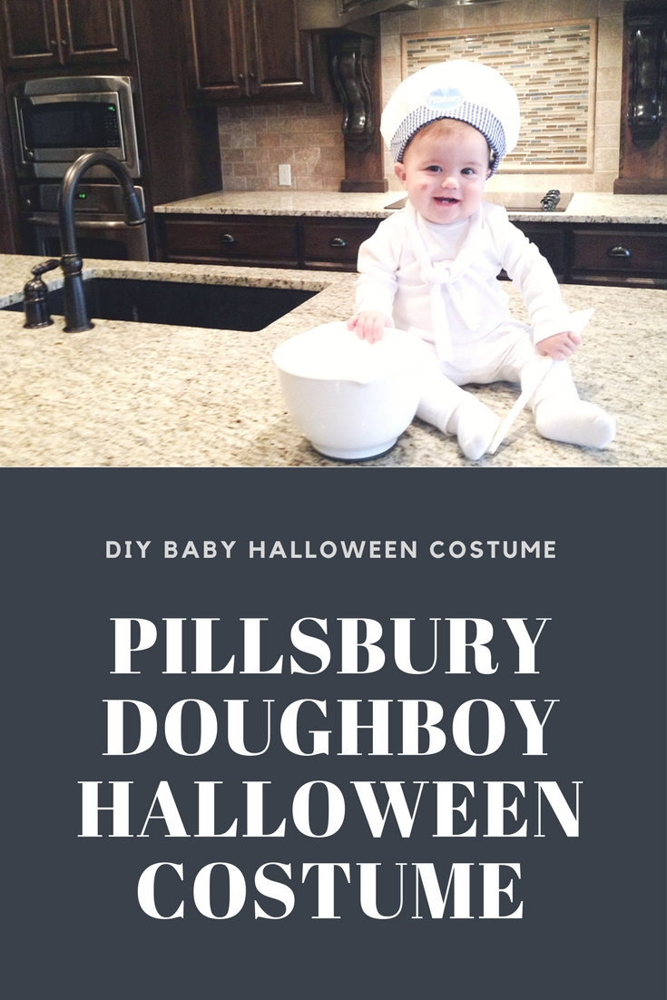 Pillsbury Doughboy Halloween Costume