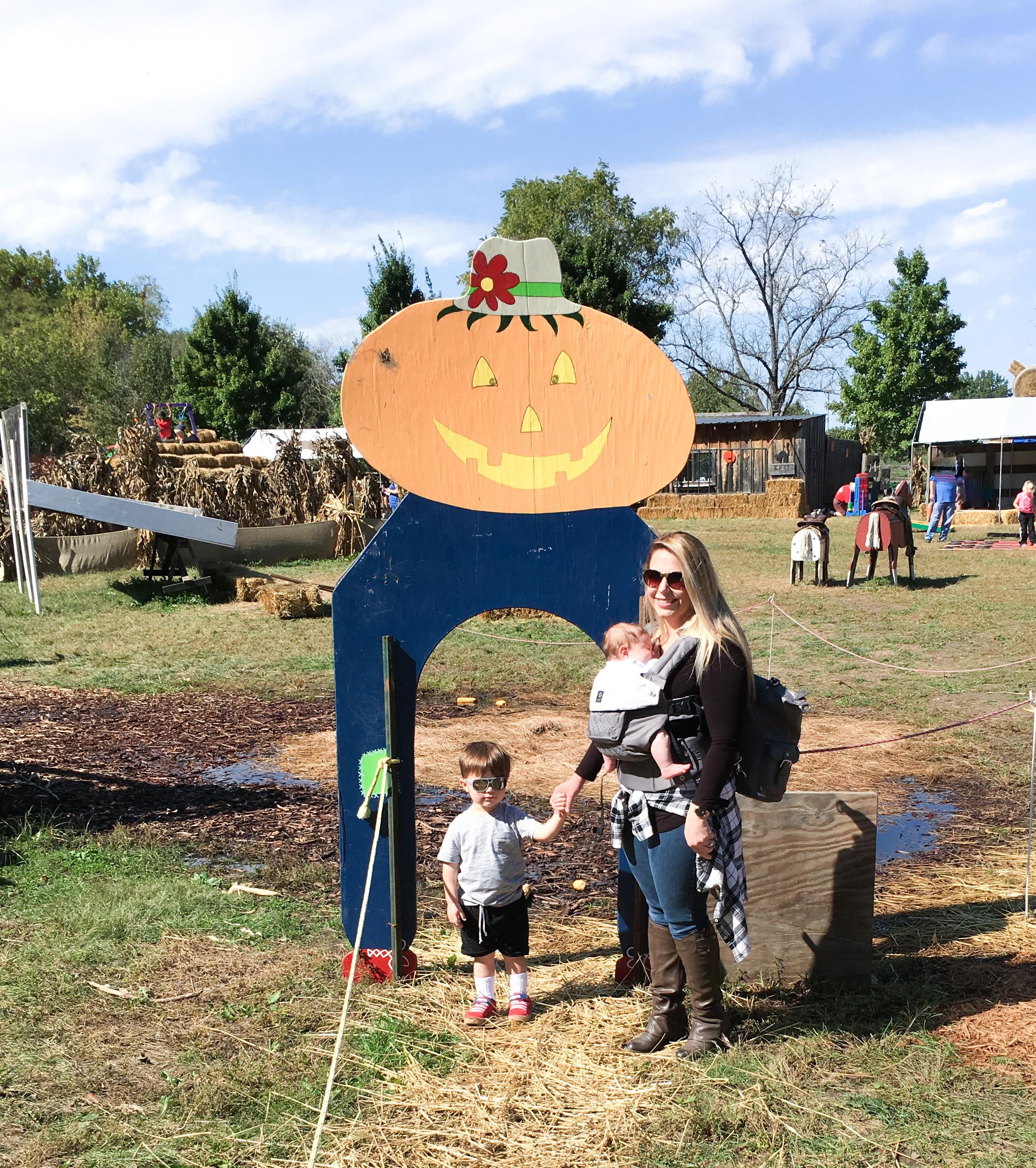 Fall Family Fun at Pumpkin Patch