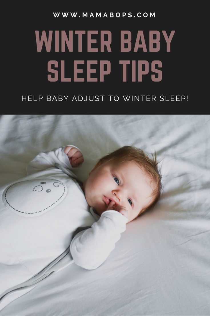Help Baby Sleep Better in Winter! Looking for baby sleep advice for the winter months? Here's how to get baby to sleep through the night during the cold winter months and how to get baby to adjust to Daylight Savings Time! Plus, a Nested Bean review and exclusive discount code! [ad]