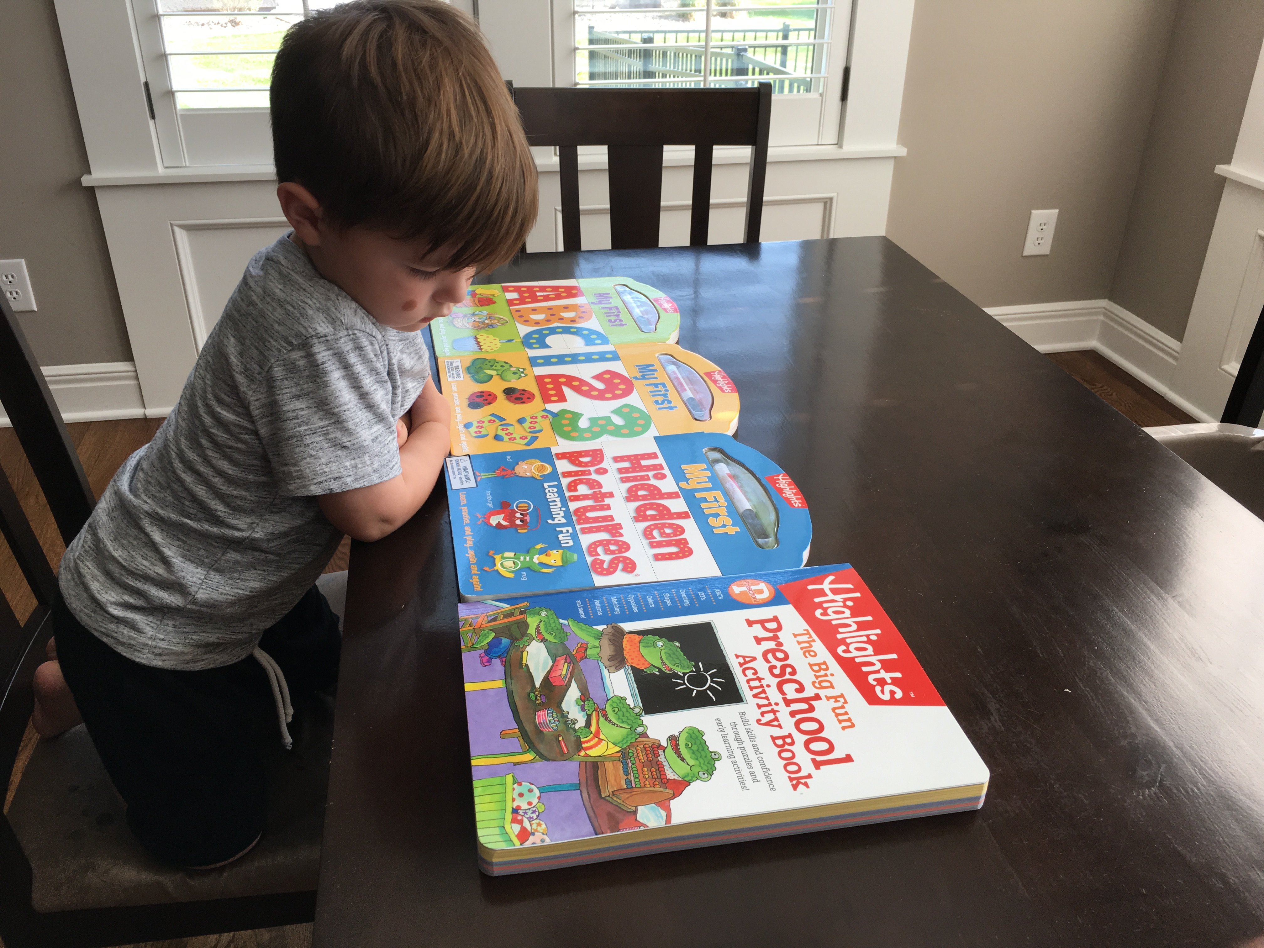 Highlights Preschool Materials Review