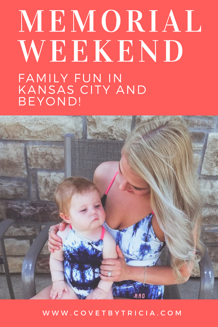 Memorial Day Weekend Recap 2018: How our family of 4 spent Memorial Weekend in Kansas City! Most importantly, we had lots of quality family time. Memorial Day weekend is the kick-off to summer, so here are some family-friendly summer activities for Kansas City families.