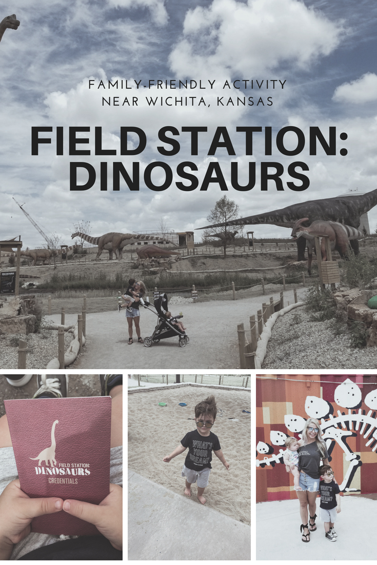 Field Station Dinosaurs Family Activities in Wichita KS