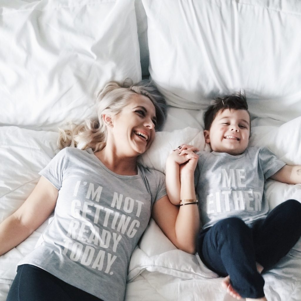 Mother Son Matching Outfits Twinning Outfits For Boy Moms You Wont Believe