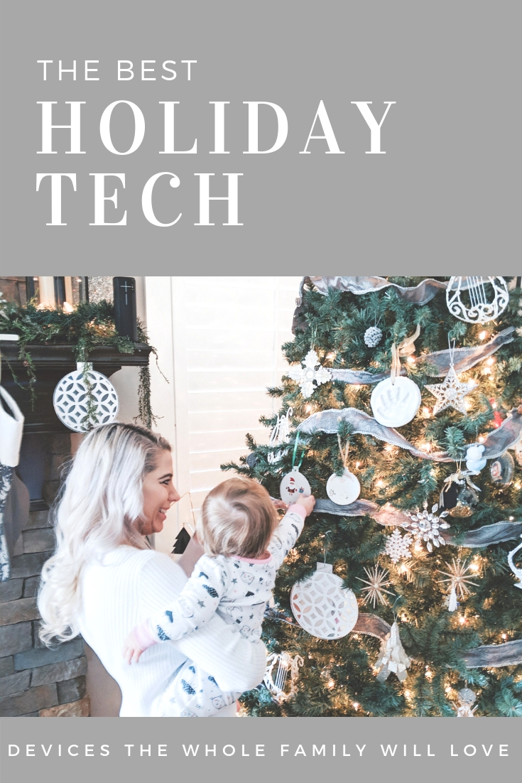 Thanksgiving as a Family of Four: Here's how we spent our second Thanksgiving as a family of 4! Thanksgiving--like all holidays--is crazy with 2 little ones, but we make it work. We were lucky to partner with @Verizon to share some fun holiday hosting tech with my parents when they came for Thanksgiving lunch! #Ad #Thanksgiving #Familyof4 #FamilyHolidays