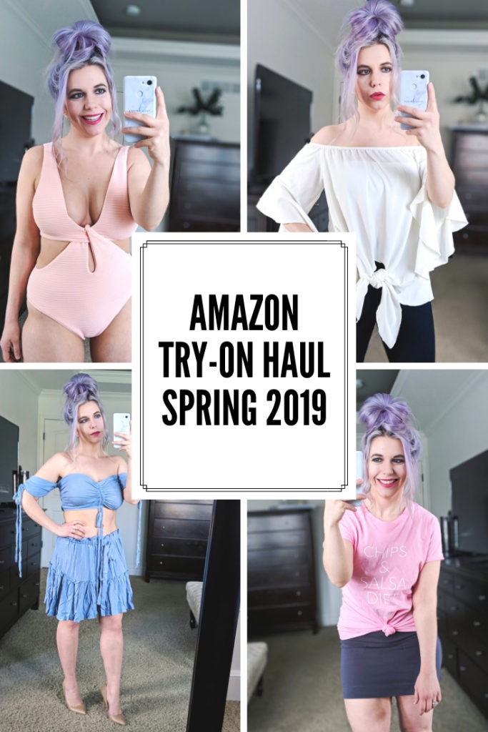 2ebe15004b3 Amazon Try On Haul April 2019: Spring 2019 Amazon try-on haul by petite