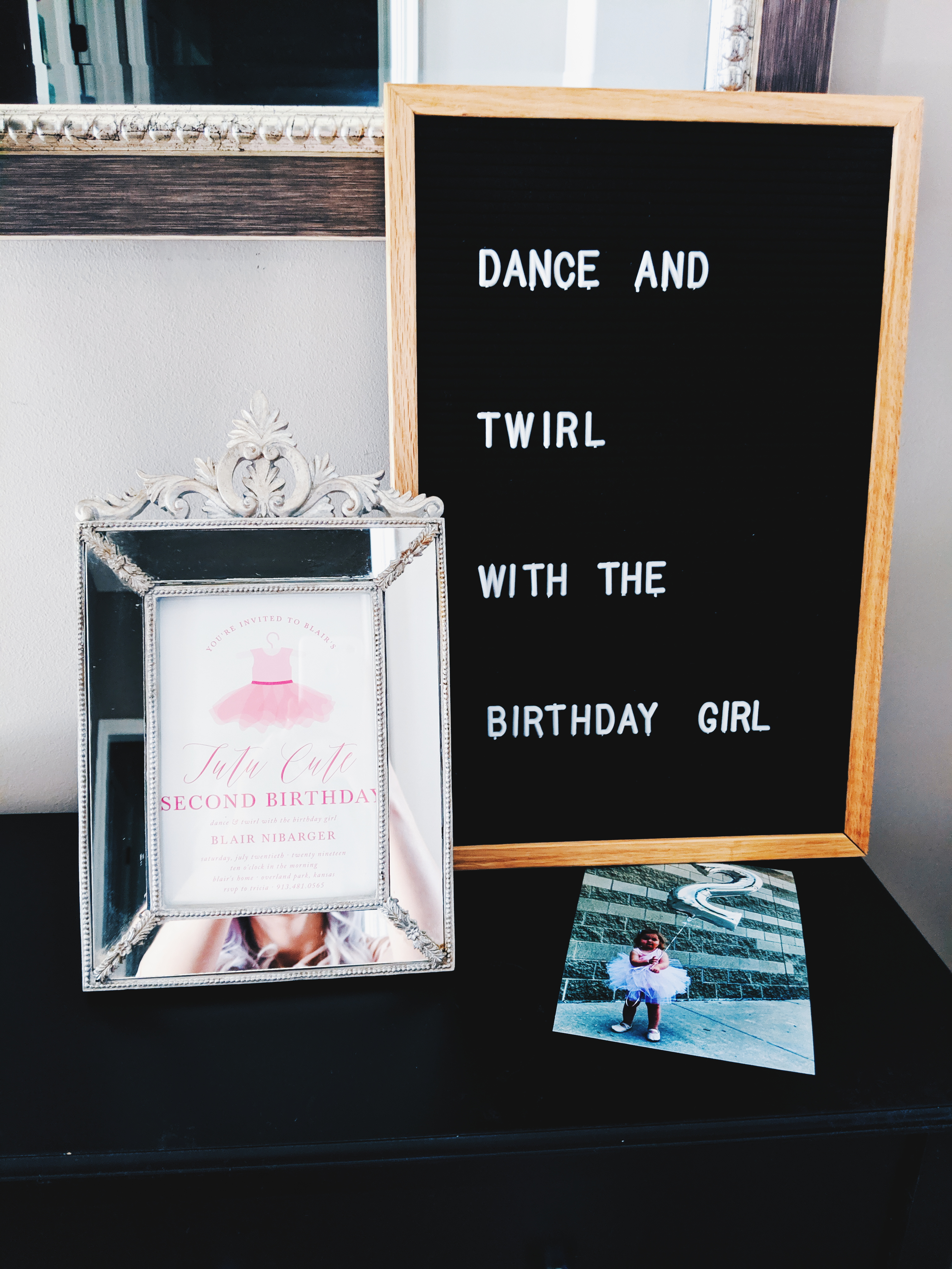 Tutu Cute Birthday Party - 2nd Birthday Party Ideas for Girls. This tutu cute party is perfect for your little dancer! Birthday party ideas for 2 year olds, pink birthday party, little girl birthday party. Two two cute. #tutucute #partyideas #2ndbirthday