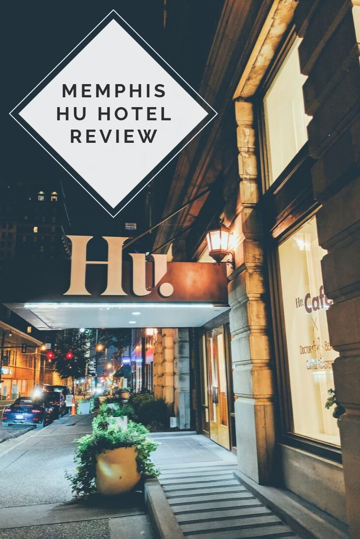 Hu Hotel Memphis Reviews - Best Hotels in Memphis: Hu Hotel Review in Memphis, TN. If you're looking for Memphis hotels, check out this Hu Hotel review! The Hu Roof view is unbeatable and the location of this downtown Memphis hotel is amazing! Tons of photos in this detailed Hu Hotel Memphis Review. #memphis #tennessee #memphistravel #mustbememphis
