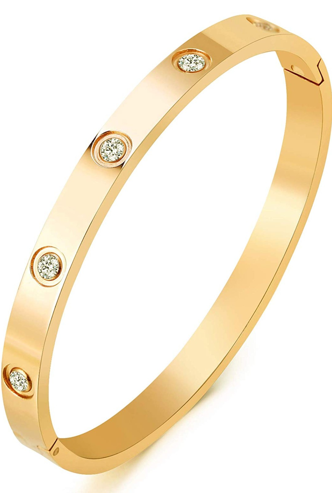 The Best Cartier Dupes on Amazon - Your ultimate guide to Cartier dupes! Cartier love bracelet dupes, Cartier nail bracelet dupes, Cartier Juste Un Clou bracelet dupes, Cartier inspired bracelets on Amazon