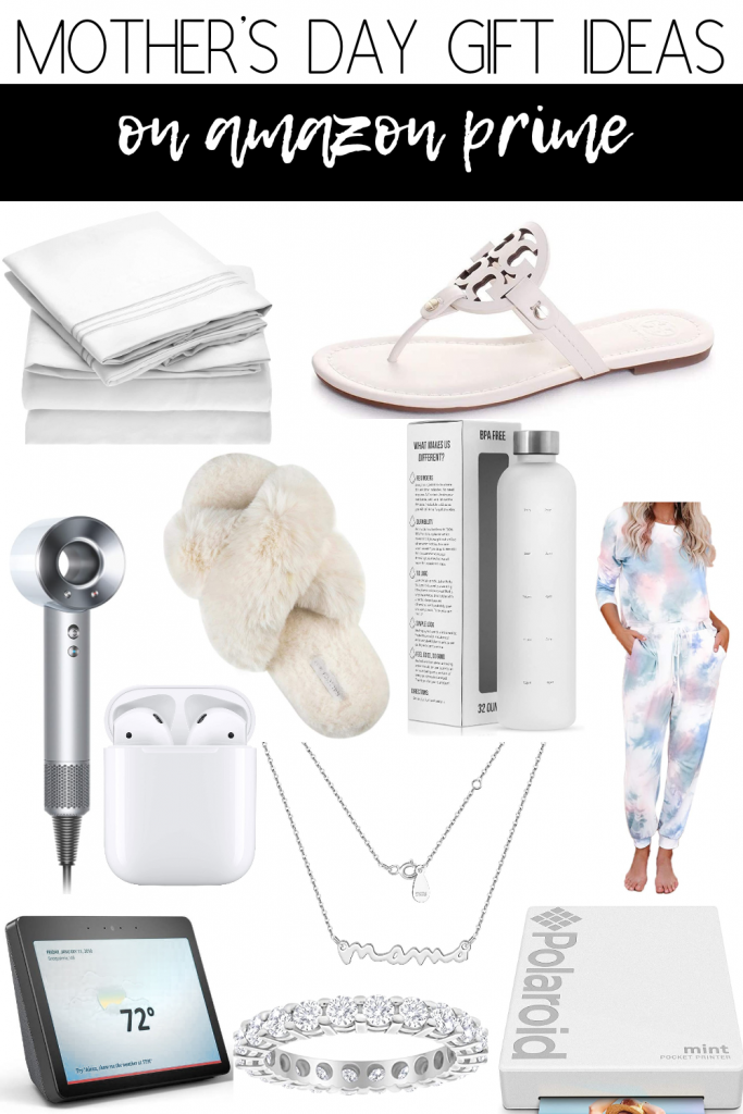 Mother's Day Gifts on Amazon Prime - The best Mother's Day gifts on Amazon! There's still time to get Mom the perfect gift. Here are the top 10 Mother's Day gifts on Amazon, with options in every price range! #mothersday #amazon #giftsforher