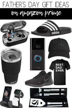 Father's Day Gifts on Amazon Prime - Great Amazon Father's Day gift ideas for every budget. These Father's Day gifts won't end up in the donation pile! #fathersday #amazon #amazonprime