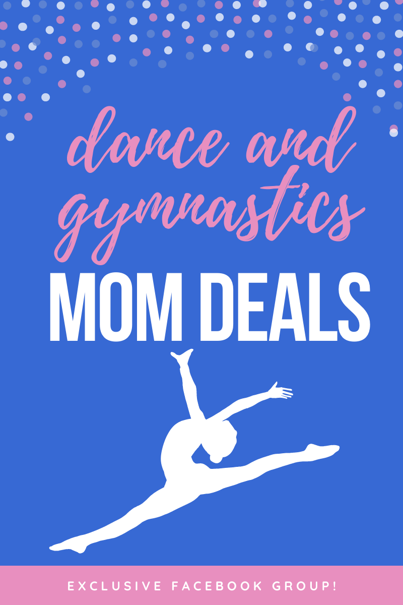 Dance and Gymnastics Mom Deals - Cheap Leotards - Dance Moms - Cheap Dance Stuff on Amazon - Discount Dance Items