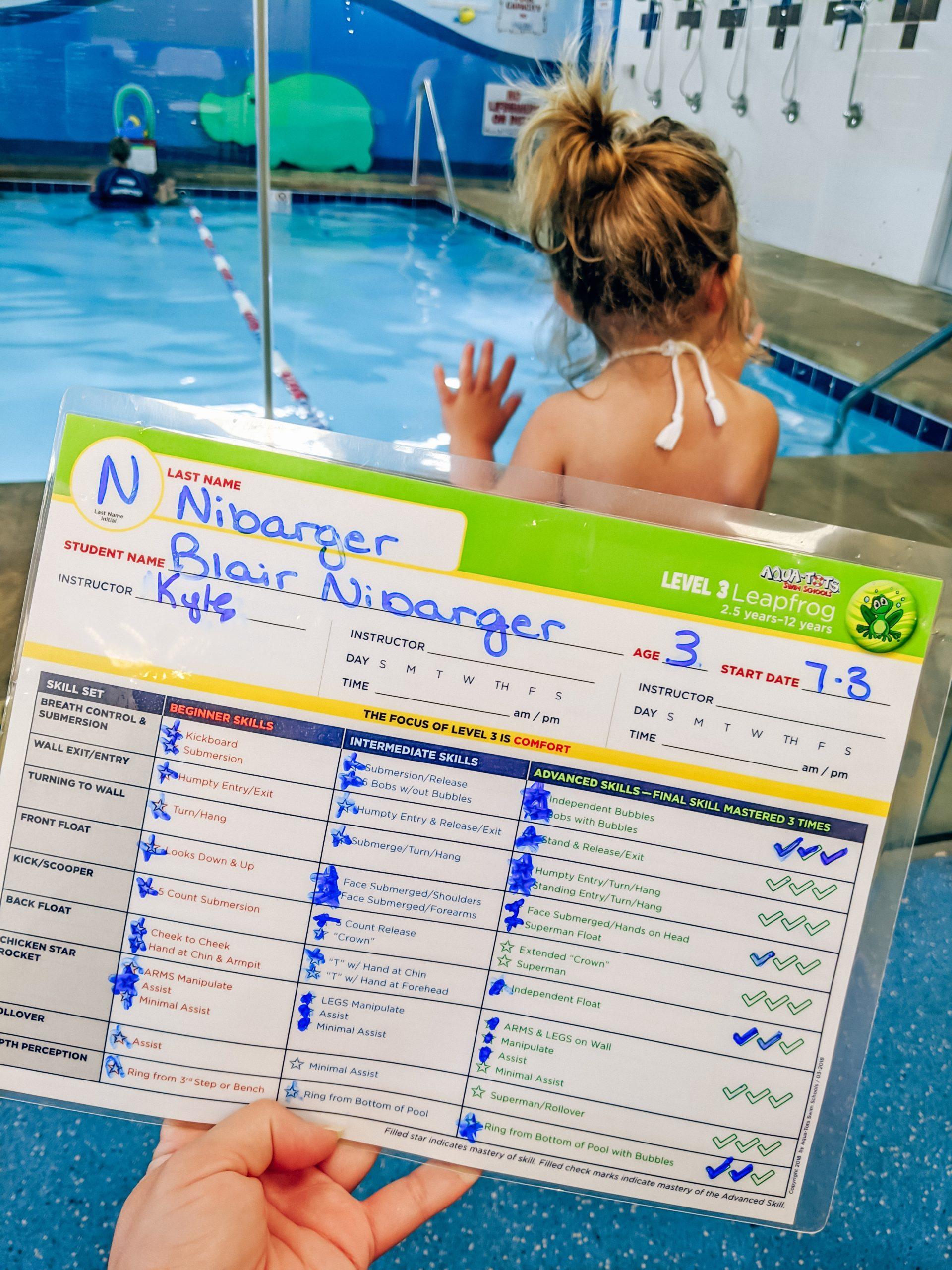 Benefits of Swimming for Kids 2020 - Benefits of Swim Lessons for Kids - Swim lessons Kansas City, Aqua-Tots Swim Schools Olathe KS
