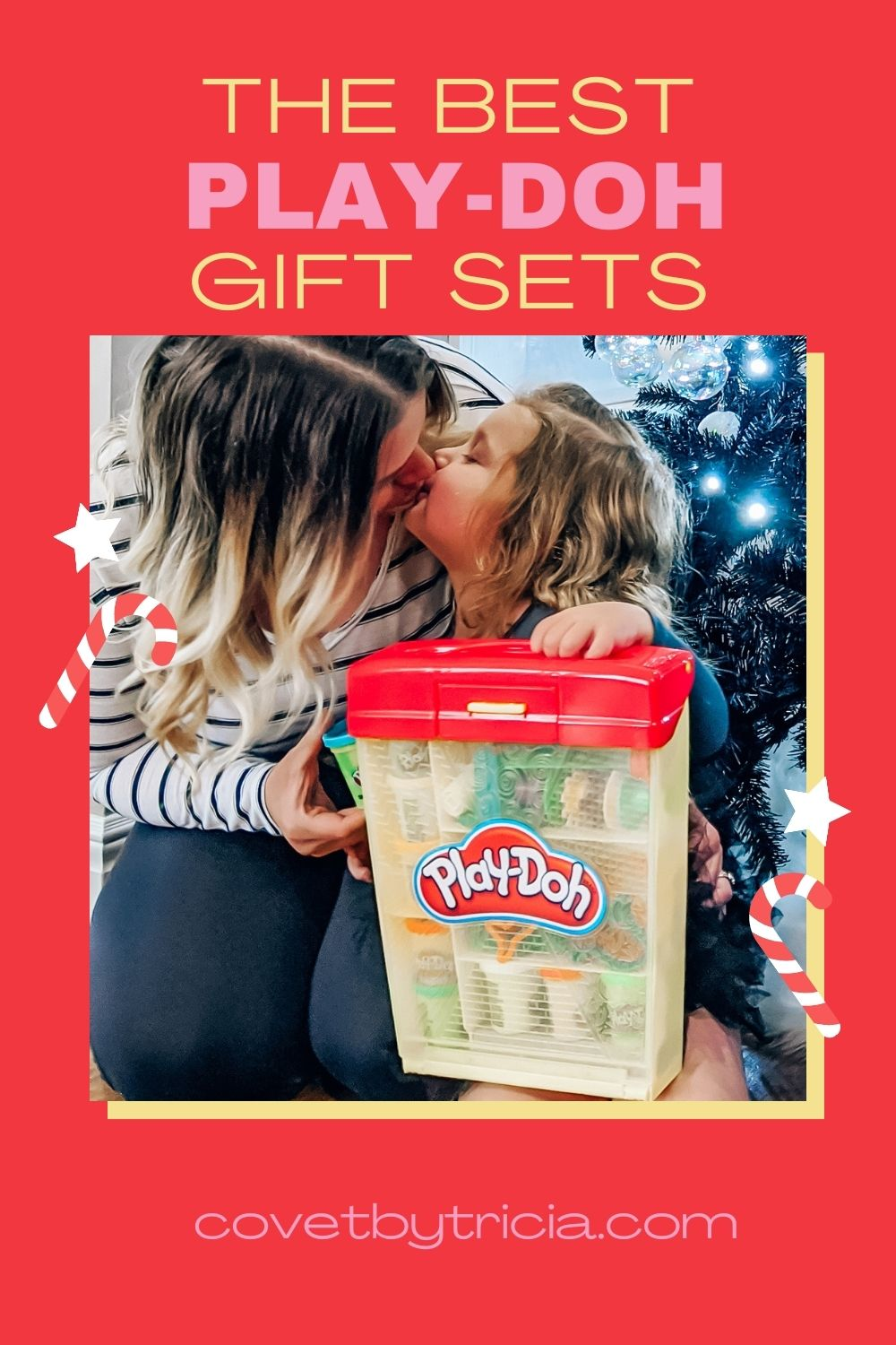 Play-Doh Gift Sets - Play-Doh Large Tools and Storage Activity Set - Play-Doh Sets at Walmart - Christmas Gifts for Kids 2020 #playdoh #walmart #giftideas