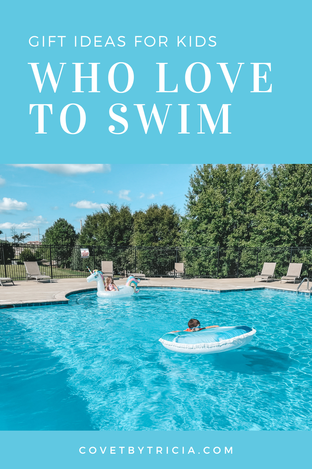 Gifts for Swimmers Gifts for Kids Who Swim